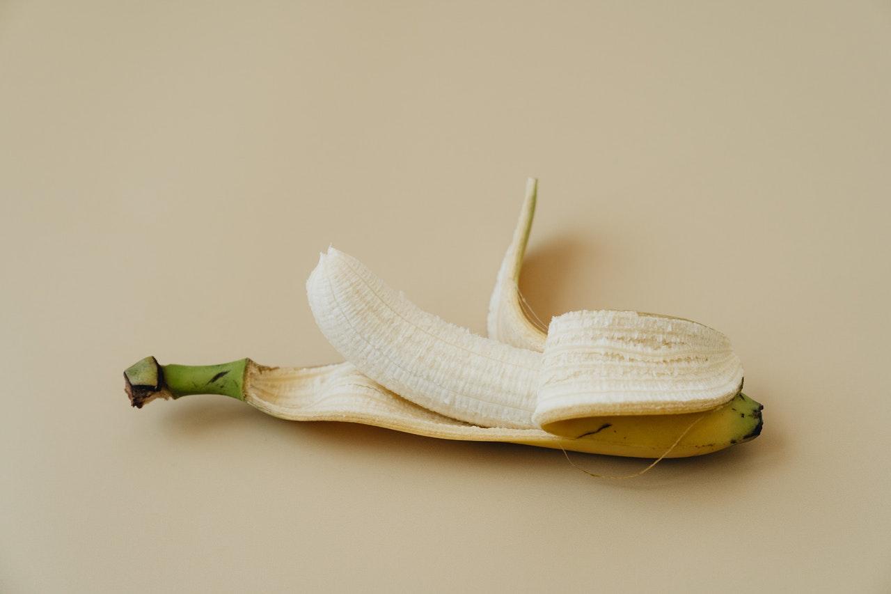 Waar een bananenschil goed voor is